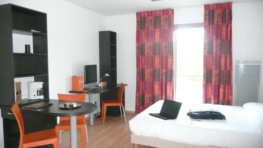 Hotel appart city nantes carquefou for Appart hotel nantes